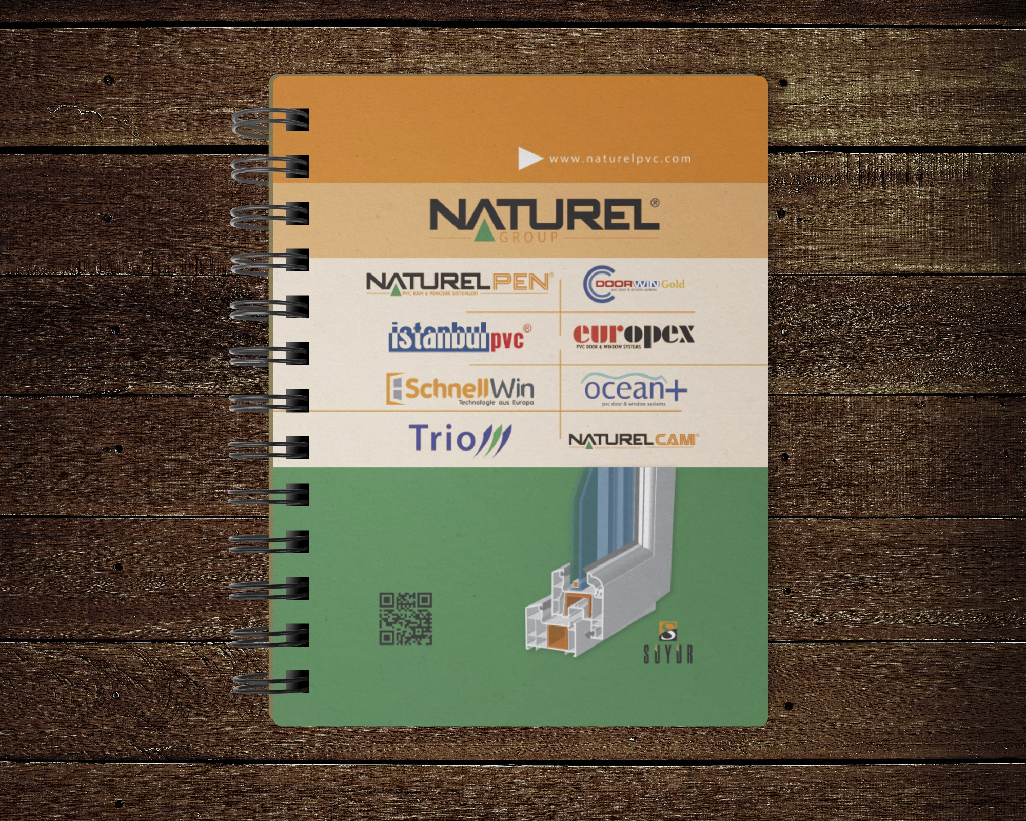 Naturel Pen Promosyon